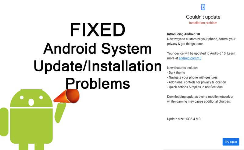 How to Fix Problems With Android Update – Solving Text Sizes Problem in Android Update