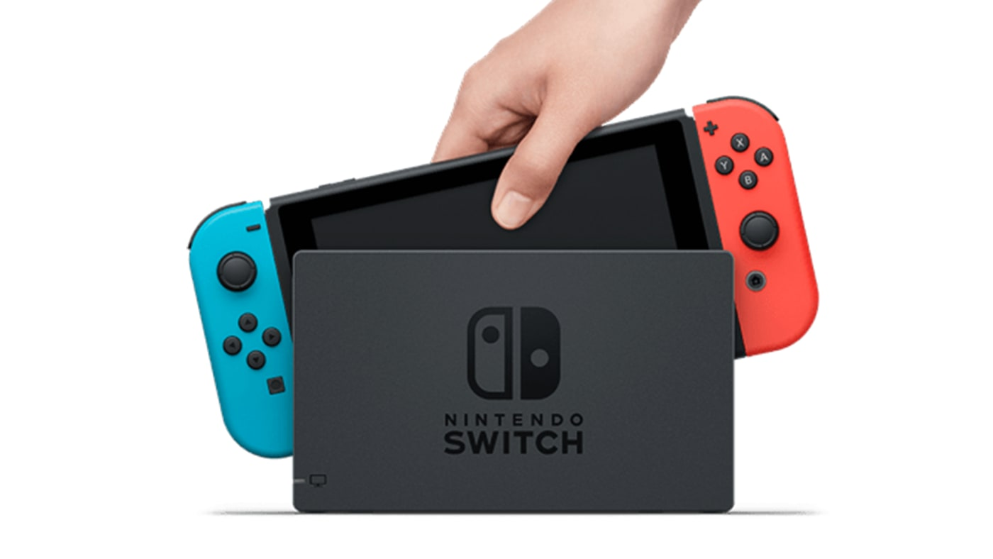 What Do You Have to Connect a Switch to Get Started?